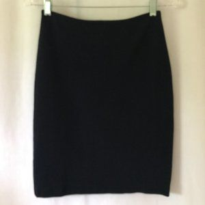 Ralph Lauren Collection Pencil Skirt, Navy